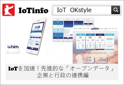 IoTを加速!先進的な「オープンデータ」 企業と行政の連携編 #171
