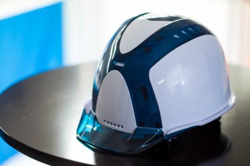 実用化も目の前な疲労度検知スマートヘルメット #16