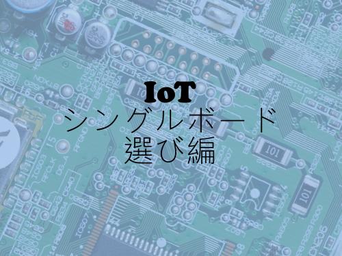 ココだけの話「IoT」の基本のキ ④ #58