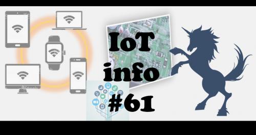 【IoTinfo】IoTでユニコーンも夢じゃない! #61