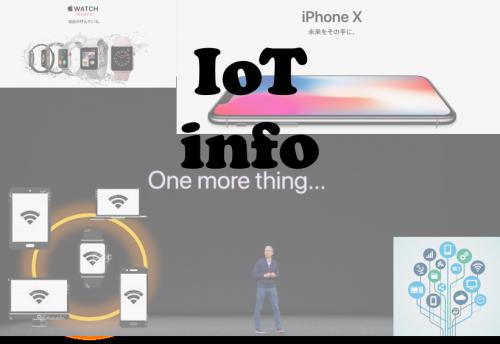 IoT業界ビックリ!Apple新商品が与える影響 #76