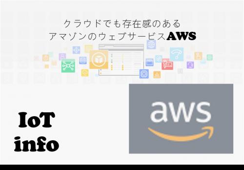 クラウドでも存在感のあるアマゾンのウェブサービス AWS #128